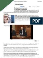 Sentenza Mediaset, Berlusconi Condannato. Rinvio in Appello Per Ridefinire l'Interdizione - Repubblica.it