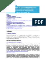Boletín INformativo de Relaciones del Trabajo Año VII Nº50 Julio 2013
