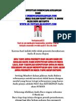 Program Investasi Perencana Keuangan