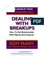 Dealing With Breakups by Scot McKay