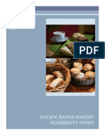 Pacific Ranch Bakery Feasibility Study