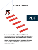 Agility Drill for Linemen_pdf