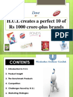 HUL creates a perfect 10