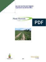 Manual Del Cultivo Del Tomate.