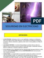 Seguridad en Electricidad