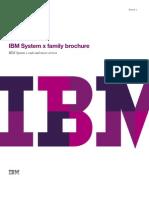 System x Family Brochure