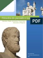Filósofos do passado e suas ideias