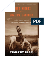 Short Nights of the Shadow Catcher -- Discussion Questions