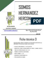 Hercon Julio 2013 Ficha 3 .....