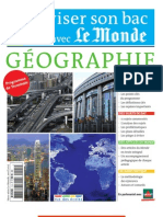 Reviser Son Bac Avec Le Monde GeOGRAPHIE