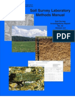 Soil Survey Lab Methods Manual 2004 USDA
