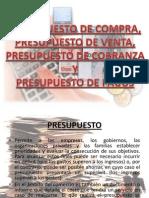 DIAPOSITIVAS - PRESUPUESTOS..!!!