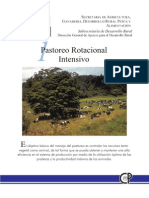 Pastoreo rotacional intensivo