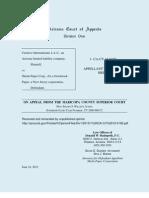 Creative Int'l LLC v Sheila Paper Corp - Opening Brief