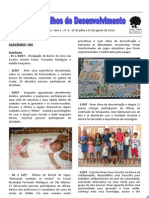 Nos Trilhos do Desenvolvimento - Ano 1 - nº 6
