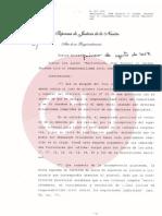 Jurisprudencia Danos CSJN Responsabilidad Civil de Los Magistrados
