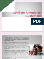 Conflict o Arm a Do en Guatemala