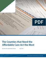 Uninsured Countries Report