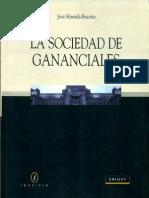 La Sociedad de Gananciales Jose Almeida