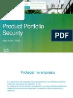 Cisco Soluciones - Seguridad