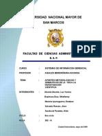 APORTES DE LA TEORÍA GENERAL DE SISTEMAS