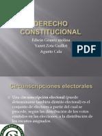 Derecho Contitucional Exposion