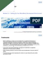 Module 02 3 - Setting Up Your BlackBerry Development Environment