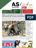 Mijas Semanal nº542 Del 2 al 8 de agosto de 2013