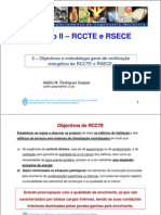 Módulo II - RCCTE_RSECE