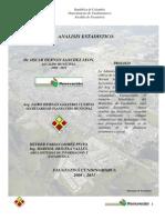 Anuario Estadistico Dinamica Poblacional