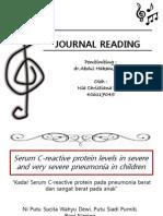 CRP - Journal