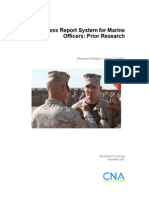 Fit Rep Marine Officers