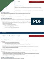 Best Practice Guidebook Methodology