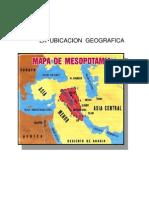 l La Ubicacion Geografica