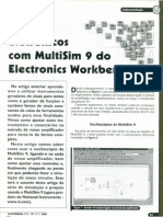 Multisim 9 - Revista Eletronica Total 117