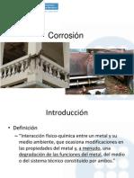 Clase Corrosión y proteccion