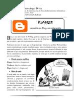 Capacitación con Blogs y wikis