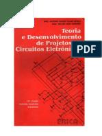 TEORIA E DESENVOLVIMENTO DE PROJETOS DE CKT ELETRÔNICOS