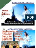 Mandamientos de La Iglesia