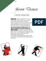 Ballroom Dances (PE)
