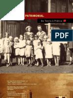 Educação Patrimonial - da Teoria à Prática