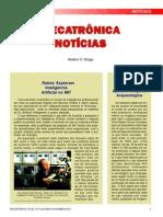 19350008 Revista Mecatronica Atual Edicao 001