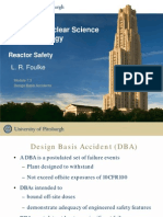 PDF 7.3 Design Basis Accidents