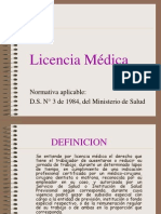Licencias Mdicas Chile