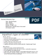 Aqualisa Quartz.ppt Final