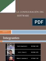 Gestion de La Configuracion Del Sw