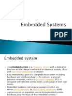 Embbed Systems Advanced