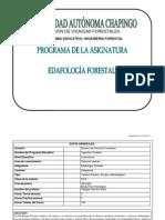 Programa Edafolgia