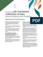 nationallyconsistentdatacollectionforschoolstudentswithdisability-nationalparentscarersfactsheetno1