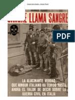 Sangre Llama Sangre Giorgio Pisano